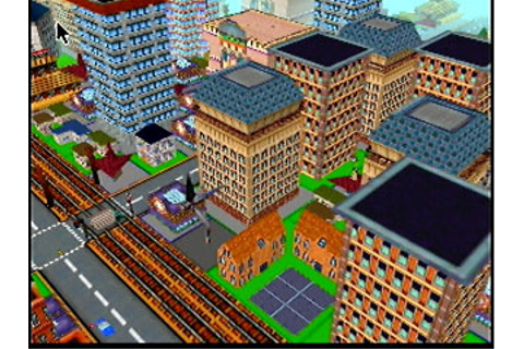 Sim City 64DD [N64 - Beta] - Unseen64