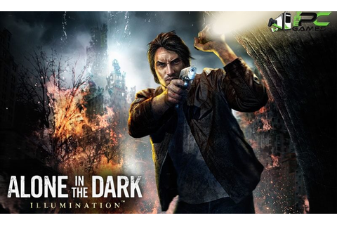 Alone in the Dark Illumination PC Game Free Download