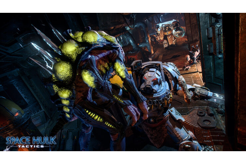 Space Hulk: Tactics Announced, Due This Year on PC ...