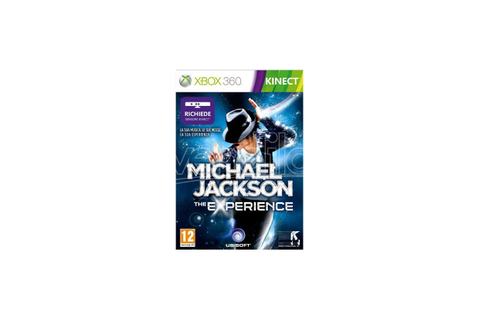 MICHAEL JACKSON THE EXPERIENCE PARTY GAME - XBOX 360 San ...