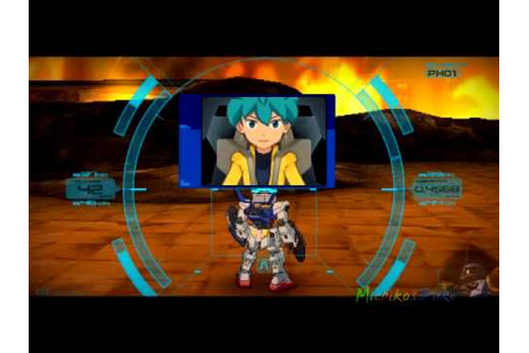 My First Playing in Mobile Suit Gundam AGE Universe Accel ...