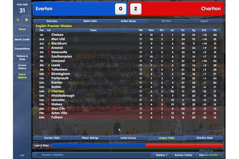 Championship Manager Season 03/04 Download Free Full Game ...