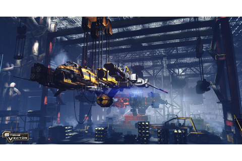 Download Strike Vector Full PC Game