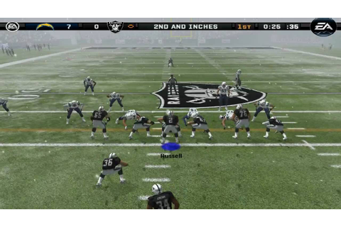 Madden NFL 08 PC Gameplay - YouTube