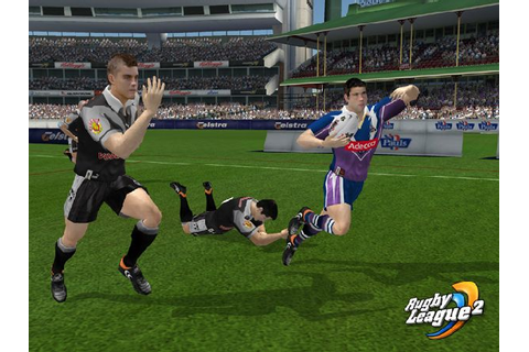 Rugby League 2 Review