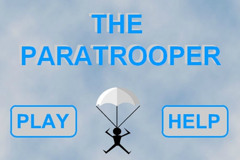 The Paratrooper Game - Gliding & Parachuting games - Games ...
