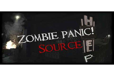 Zombie Panic! Source on Steam