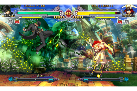 BlazBlue: Continuum Shift Extend . Прохождение BlazBlue ...