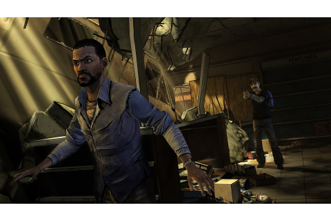 Telltale Launches Third 'The Walking Dead' Video Game ...
