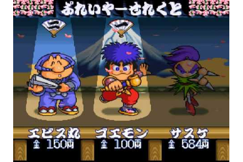 The Legend of the Mystical Ninja 2 - 01 - YouTube