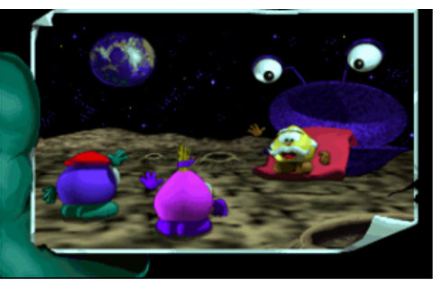 Game Classification : SpaceKids (1996)
