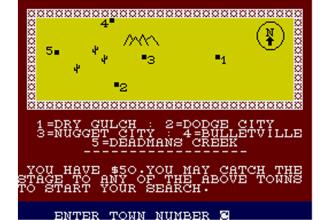 Download The Wild Bunch (Amstrad CPC) - My Abandonware