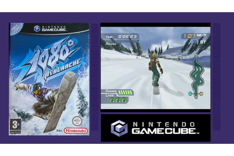 1080 AVALANCHE - GameCube Game Review - YouTube