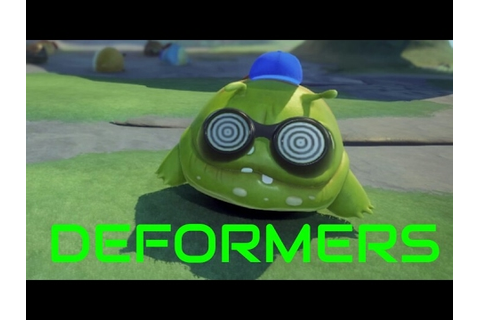 Deformers Team Deathmatch - YouTube
