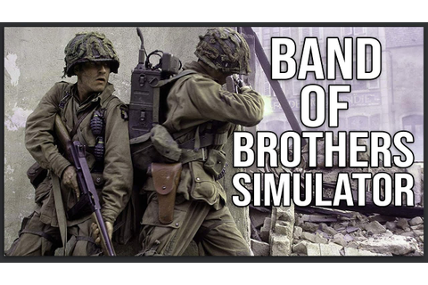 If Band of Brothers was a Video Game... This Would Be It ...