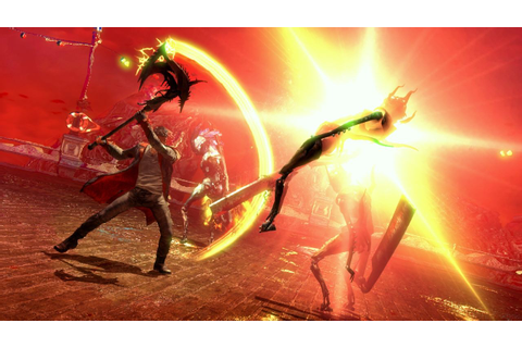 DmC: Devil May Cry Review - PS3