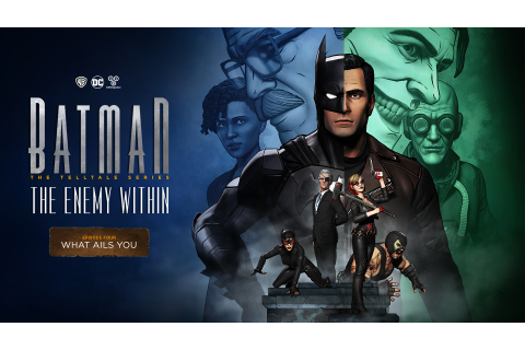 Save 40% on Batman: The Enemy Within - The Telltale Series ...