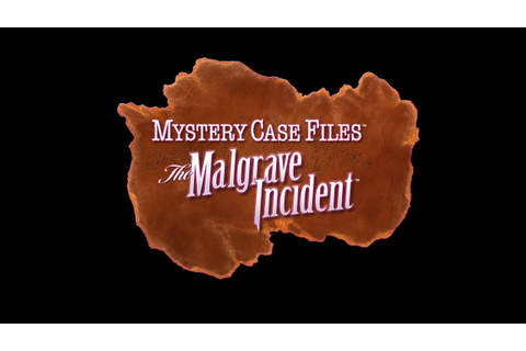 Mystery Case Files: The Malgrave Incident Review (Wii ...