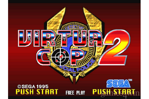 Virtua Cop 2. Download and Play Virtua Cop 2 Game - Games4Win