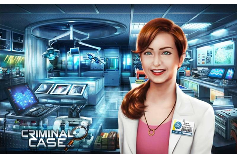 Criminal Case - Hidden Object Games!