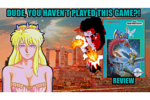 Dude, You Haven't Played This Game?! - Phelios Review ...
