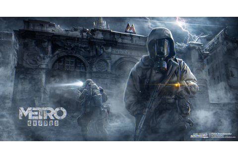 Metro Exodus Wallpaper and Background Image | 1920x1006 ...