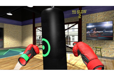 VR Boxing Workout Free Download « IGGGAMES