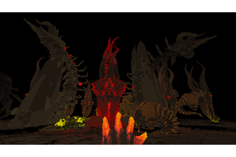 Download Devil Daggers Full PC Game