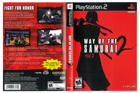 Download Game Way of the Samurai 2 Ps2 Iso Gratis - Games ...