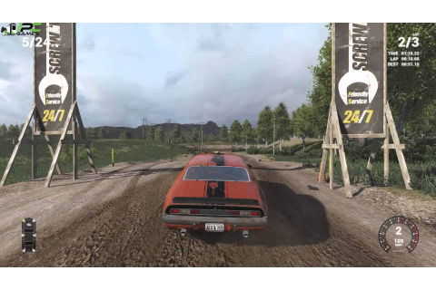 Gravel PC Game + Update 1 Free Download