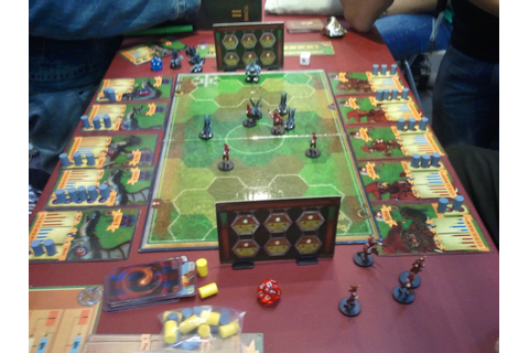 Rear Guard Action: Spiel 2012 - Games I looked at