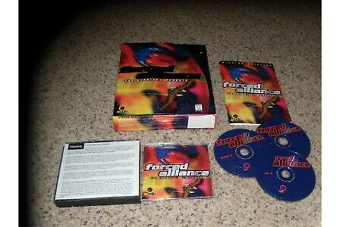 Forced Alliance The Glarious Mandate (PC, 1997) Mint Game ...