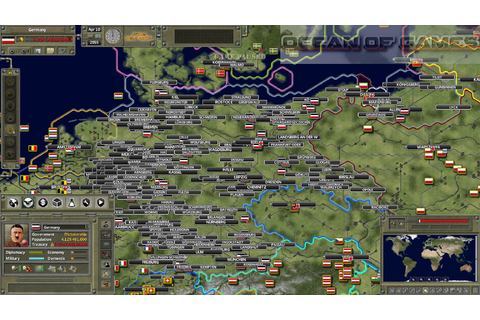 Supreme Ruler Ultimate Free Download - Ocean Of Games