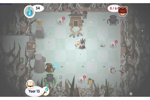 Test du puzzle game: Road Not Taken - Android-Zone