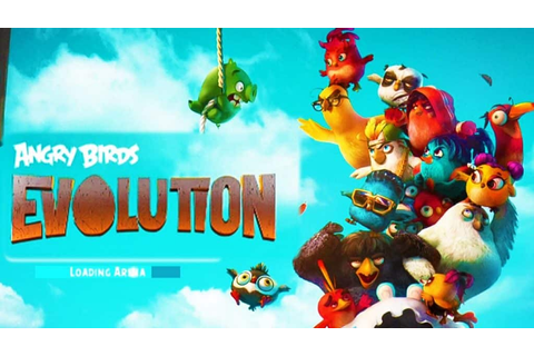 Angry Birds Evolution for PC (Free Download) | GamesHunters