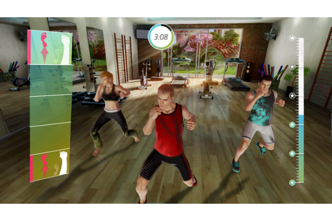 Ubisoft Announces Self-Defense Training Camp for Kinect ...