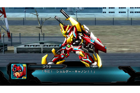 The 2nd Super Robot Wars OG - Compatible Kaiser and G ...