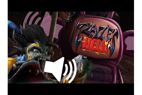 Raze's Hell - Every Sound Effect / V.O. - YouTube