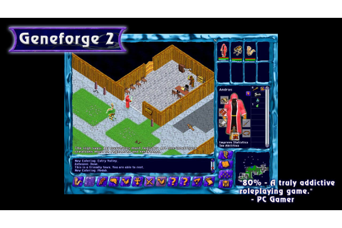 Download Geneforge 2 Full PC Game