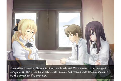 Katawa Shoujo: Morbid Curiosity Backfires and Leads to a ...