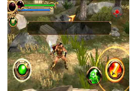 Hero of sparta apk+sd (ARMv6) - YouTube