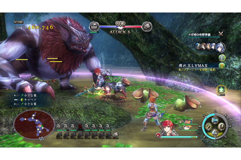 See some gameplay for Ys VIII: Lacrimosa of Dana on ...