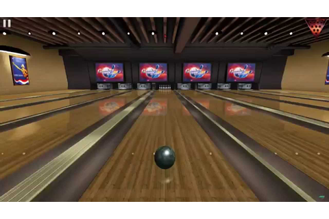 Galaxy Bowling - Game - Windows 10 - YouTube