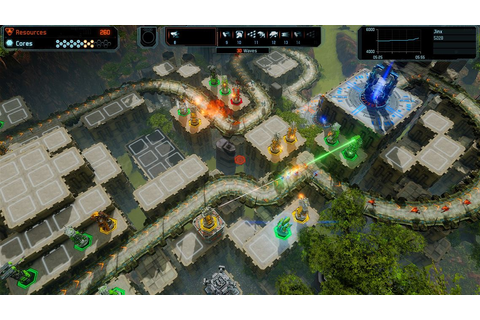 Defense Grid 2 brings tower defense to your Xbox One, now ...