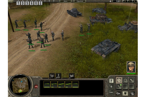 Codename Panzers Phase One PC ~ Download Games Keygen For ...