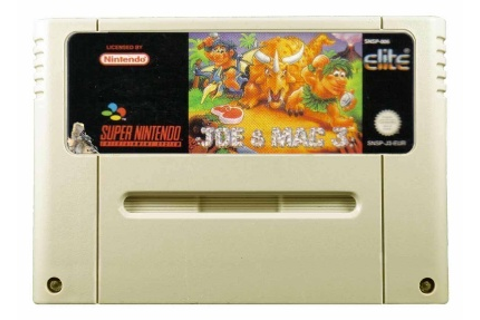 Buy Joe & Mac 3: Lost in the Tropics SNES Australia