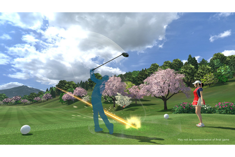 Everybody's Golf VR Plays a Nice Shot to PSVR - Push Square