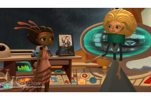 Broken Age - The Complete Adventure Review - Gamereactor