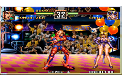DOWNLOAD Voltage Fighter - Gowcaizer Full Game PC free ...