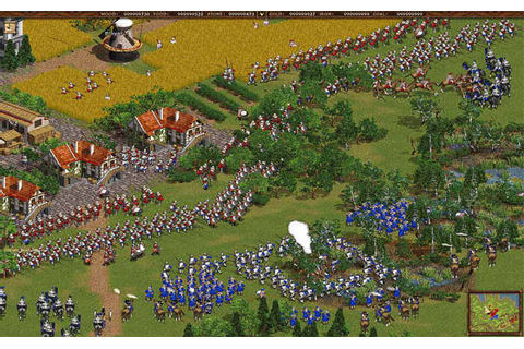 Cossacks: European Wars